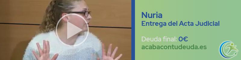 Caso de éxito- Nuria